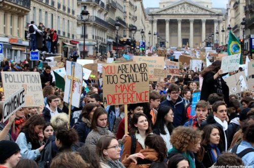 Article : Marche pour le climat : la leçon des jeunes
