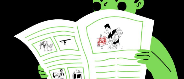Article : Côte d'Ivoire : 20 ans d'atteintes à l'environnement en caricatures